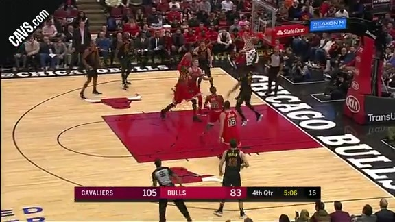 DWade Finishes the And-One