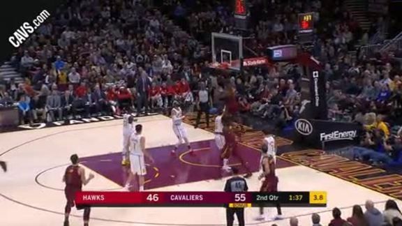 Swish with the Dish to LBJ