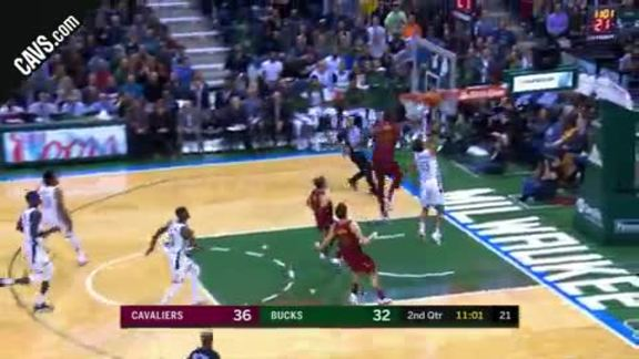 Green with the Chase Down Block