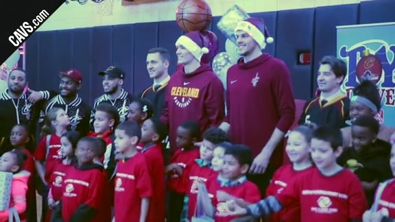 2017 Cavs & Monsters Toy Drive Party