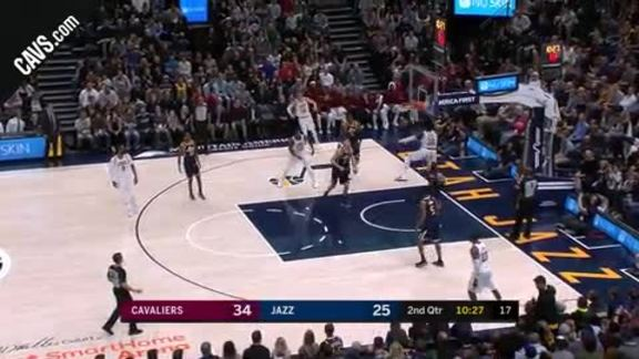 DWade Dimes Jeff Green for the Slam