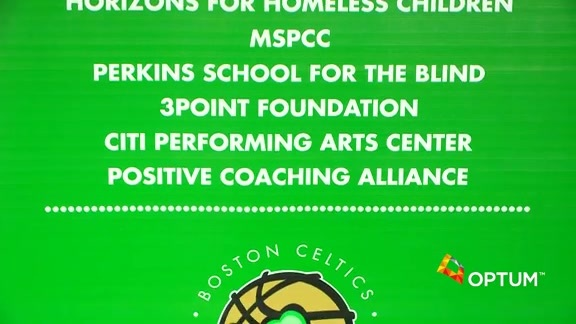 Ainge, Celtics Tee Up for Kids at BCSF Golf Tourney