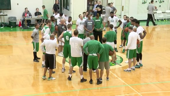 Celtics Learn From Film