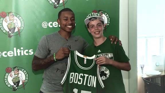 Make-A-Wish: Isaiah and Brooklyn