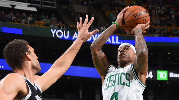 11/20 Postgame Report: Maturity Big Thing For C's