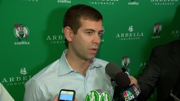 11/29 Stevens Presser: Celtics Defense
