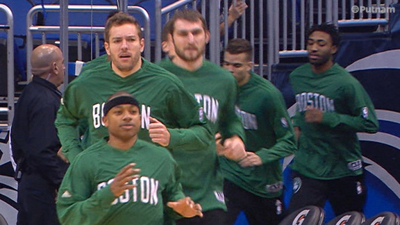 11/30 Celtics Minute: One Day At A Time