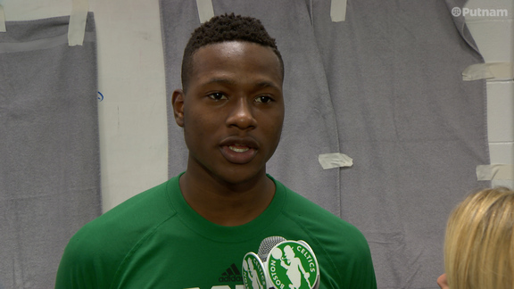 11/30 Pregame Interview: Rozier a Spark Plug for C's?