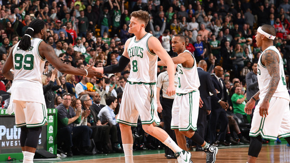 2/10 Postgame Report: Celtics Stay Poised