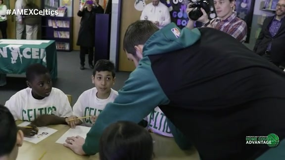 Zeller Assists with Go Math Academy