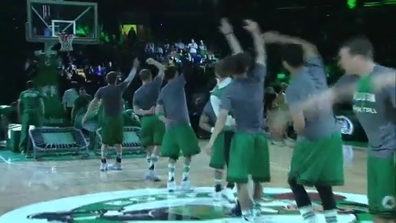 2015-16 Celtics Dunk Team Highlights