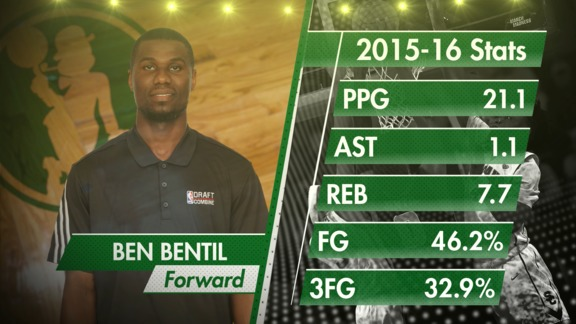 Draft Profile Video: Ben Bentil