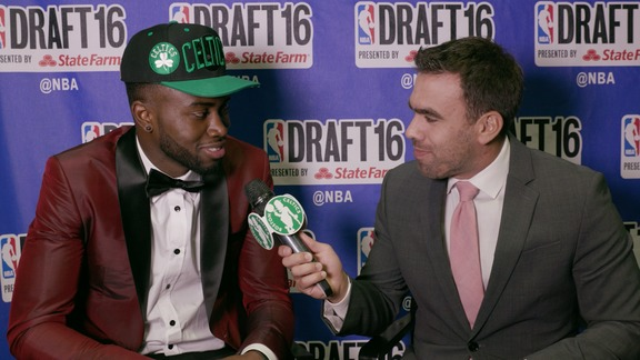 Jaylen Brown Interview