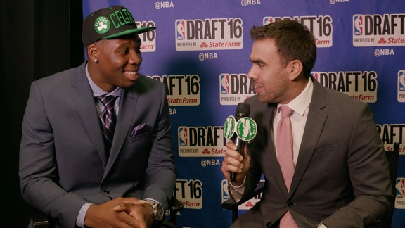 Guerschon Yabusele Interview