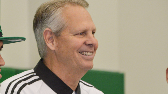 Ainge: Stars Will Remain No. 1 Priority