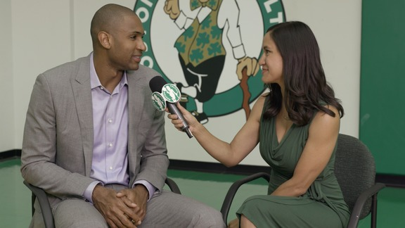 Sit-Down Interview with Al Horford