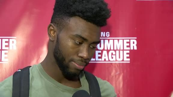 Jaylen Brown One-On-One