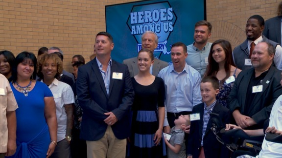 Heroes Among Us Awards Ceremony