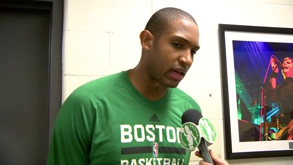10/13 Pregame Interview: 'Another Chance To Get Better'