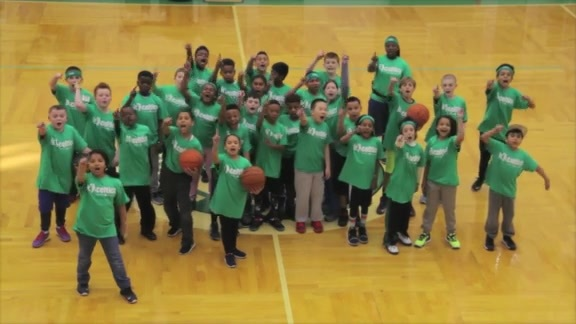 2015-16 Future Celtics Captain's Training Video