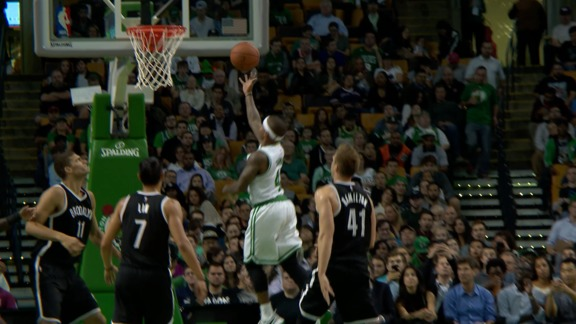 10/26 Celtics Minute: 'I've Been Ready'