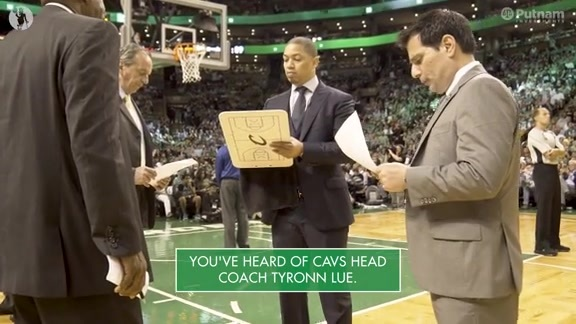 10/23 Putnam Celtics Daily: T-Lue's Coaching Start