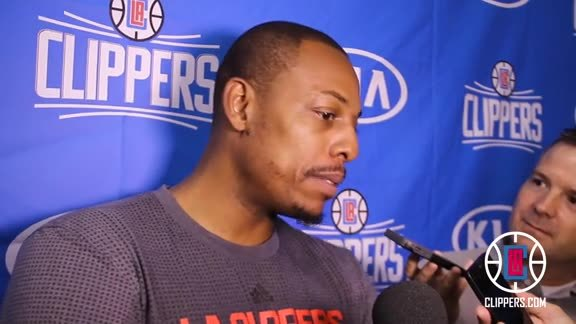 Training Camp: Day 2 | Paul Pierce