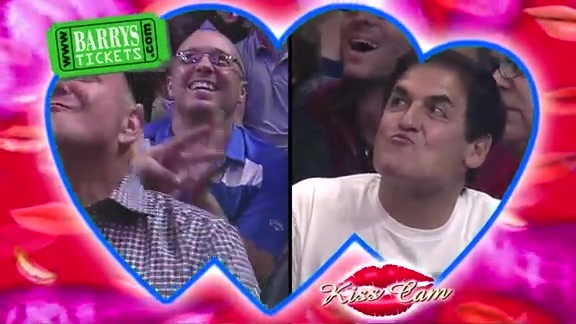Kiss Cam: Owner and Owner