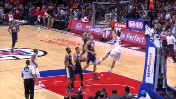 Top Tier Dunk presented by ARCO® - 11/25/15