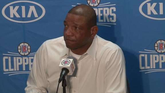 Pregame Press Conference: Doc Rivers – 11/27/15