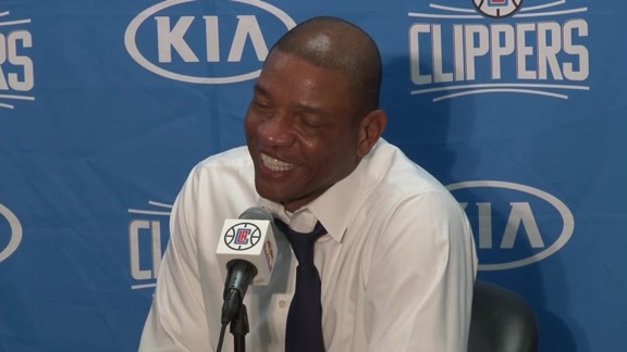Postgame Press Conference: Doc Rivers – 11/27/15
