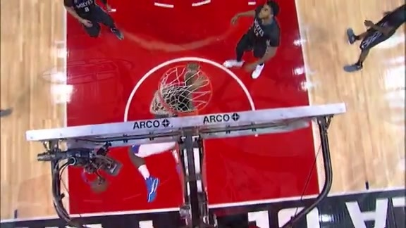 Top Tier Dunk presented by ARCO® - 11/29/15