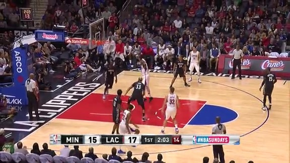 Honorable Mention) Smith fake-out