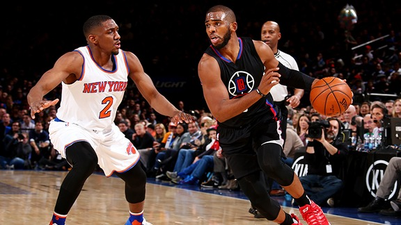 Clippers vs. Knicks Full Highlights - 1/22/16