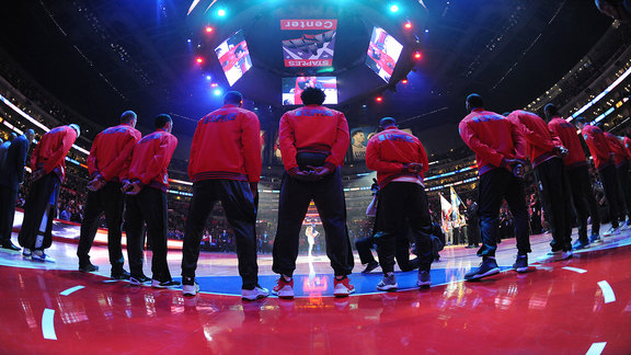 L.A. Clippers vs. Bulls Redux - 1/31/16