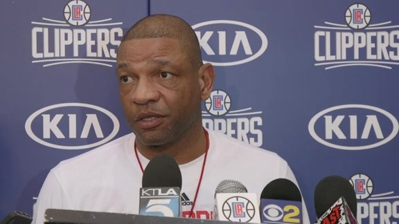 Practice: Doc Rivers - 02/02/16
