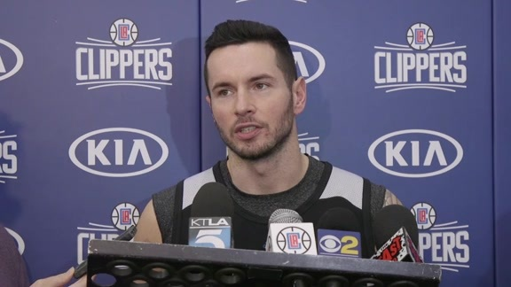 Practice: J.J. Redick - 02/02/16