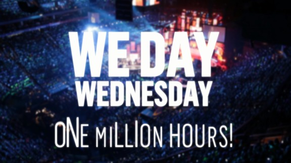 WE Day Wednesday