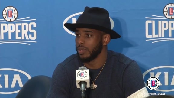 Postgame Press Conference: Doc Rivers & Chris Paul – 2/3/16
