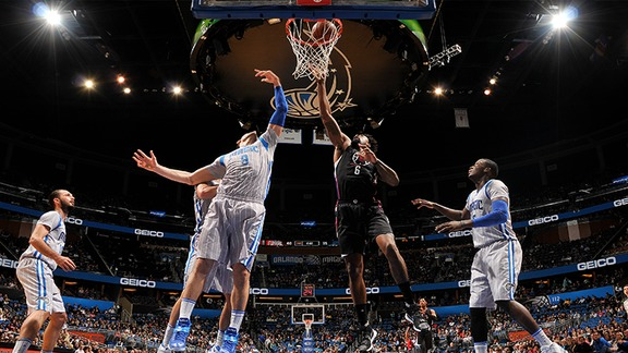 Clippers vs Magic Full Highlights - 2/5/16