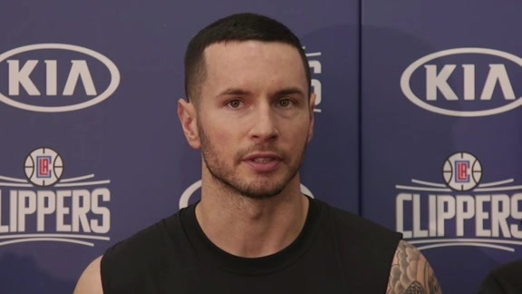 2016 Playoffs Practice: JJ Redick - 4/26/16