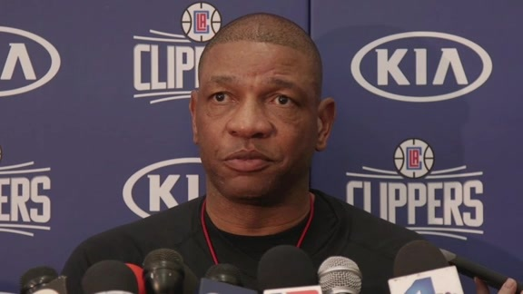 2016 Playoffs Practice: Doc Rivers - 4/26/16