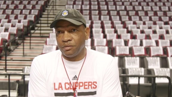 2016 Playoffs Practice: Doc Rivers - 4/29/16