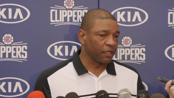 Doc Rivers 2015-16 Season Exit Interview