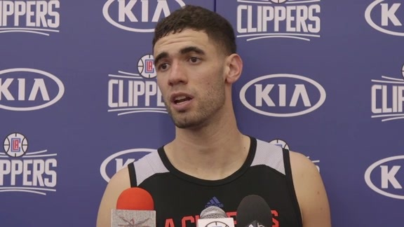 Draft Workouts: Georges Niang - 6/6/16