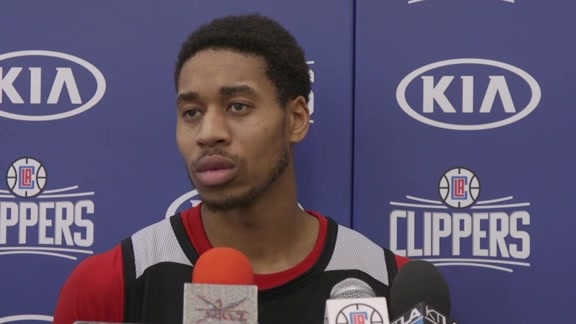 Draft Workouts: Isaiah Cousins - 6/6/16