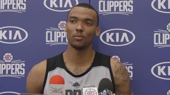 Draft Workouts: Joel Bolomboy - 6/6/16