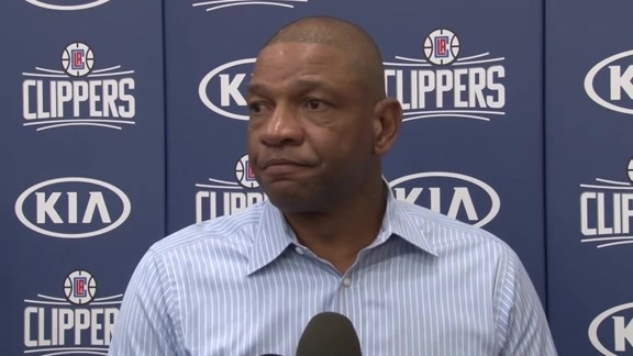 Post-Draft Press Conference: Doc Rivers | Draft Day 2016