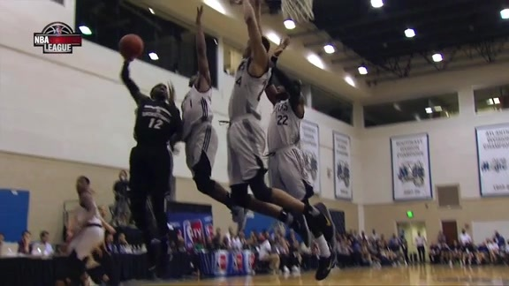 Summer League 2016 Game 1 Recap w/ Rowan - 07/02/16