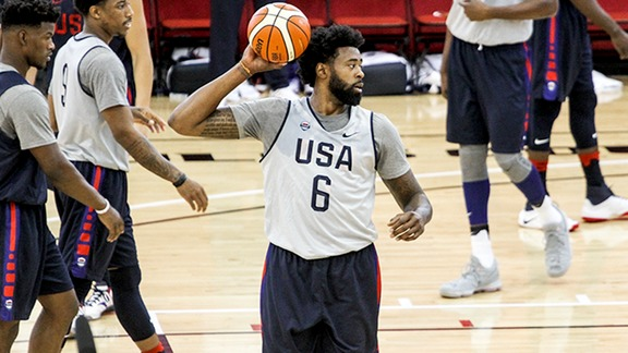 DeAndre Jordan Team USA Diary | Day 2 - 7/19/16
